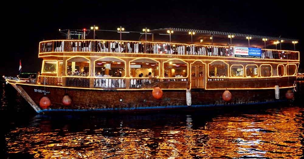 Dhow Cruise Dubai – The Ultimate Guide