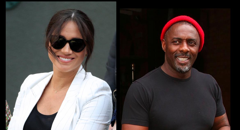 Meghan Markle Gave D.J. Idris Elba a Set List for Her Wedding