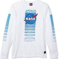 Southpole Men's NASA Collection Fashion Tee Shirt (Short & Long Sleeve)