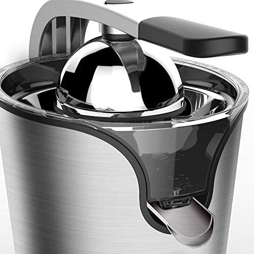 FRIGIDAIRE ECTJ1600S 160-Watt Electrical Citrus Juicer, Stainless Metal