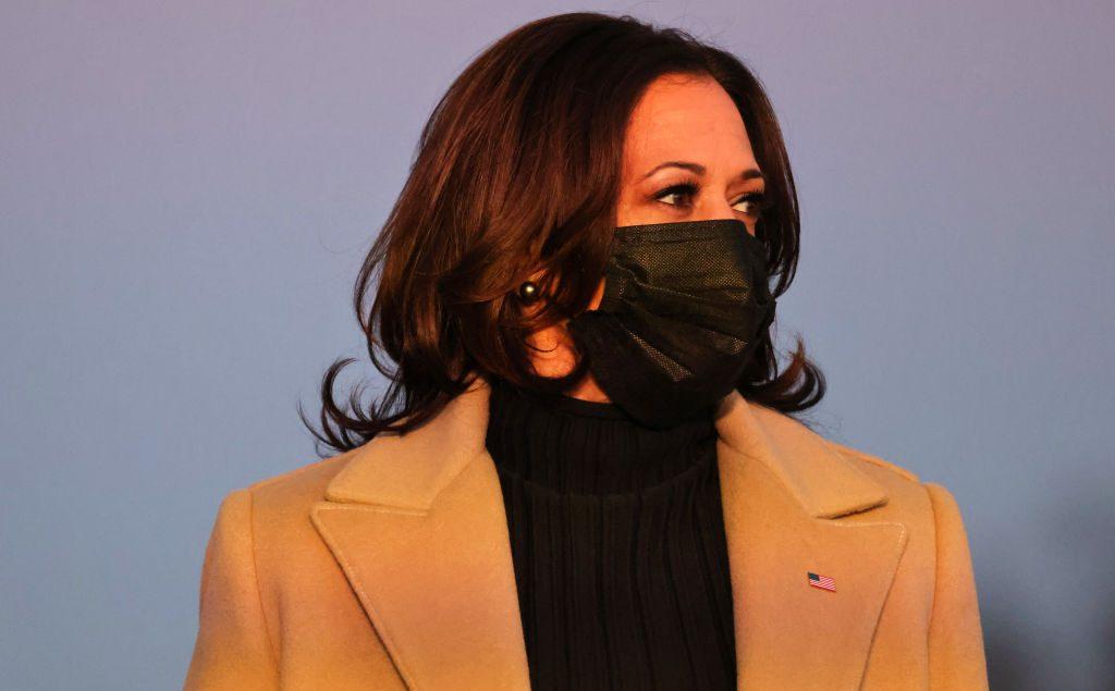 Kamala Harris Wears Pyer Moss the Night Before Inauguration