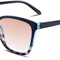 FEISEDY Classic Studying Sun shades Girls Males TR90 Spring Hinge Hyperopia Presbyopia Glasses Reader B2505
