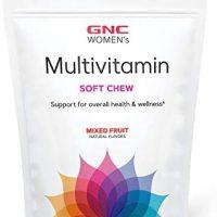 GNC Womens Multivitamin Comfortable Chew – Combined Fruit