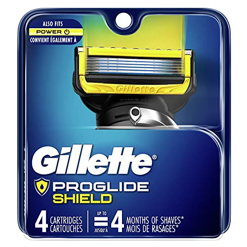 Gillette ProGlide Defend Males's Razor Blades, four Depend