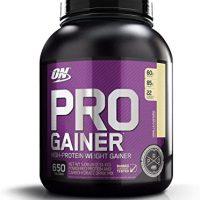 Optimum Vitamin Professional Gainer Weight Gainer Protein Powder, Vanilla Custard, 5.09 Kilos (Packaging Might Range)
